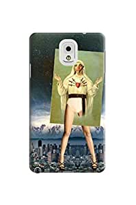 LarryToliver Customizable Creative Collage Arts samsung note 3 Hard Case Combo #2