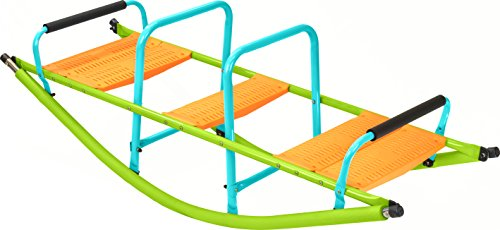 Rocker Seesaw fun for  Ages 4 to 10