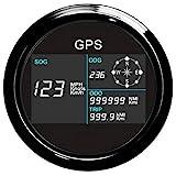 ELING Universal Digital GPS Speedometer Odometer