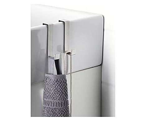Amazon.com: IKEA Acero Inoxidable Gancho Para Puerta, 2 ...