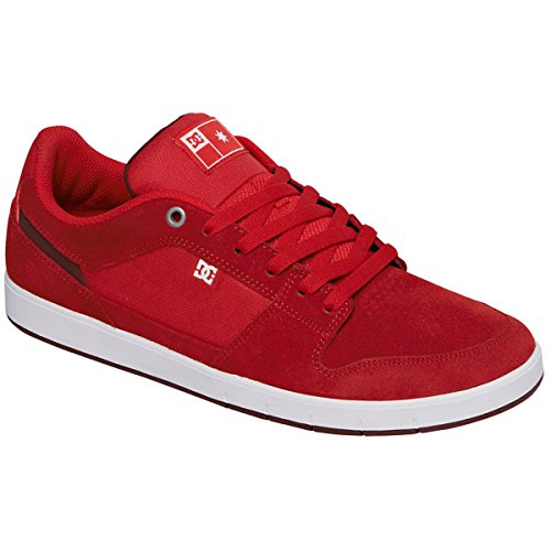 DC - - Männer Complice S Cupsole Schuh, EUR: 43, Athletic Red
