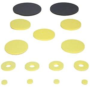 YATE Set Bogenschießen 15 x Zielpunkte Polimix