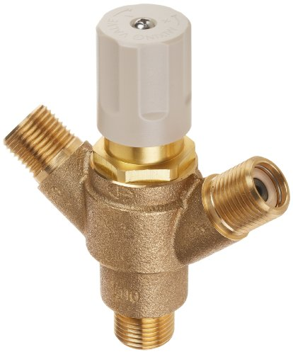Elkay LK723 Anti-Scald Thermostatic Mixing Valve for Deck and Wall Mount
