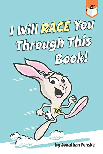 Book Cover: I Will Race You Through This Book!