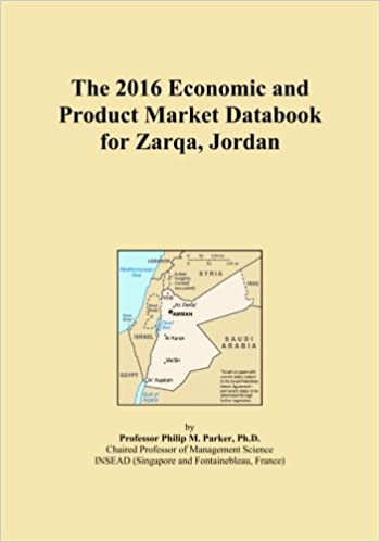 Book The 2016 Economic and Product Market Databook for Zarqa, Jordan