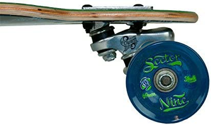 Sector 9 Aperture Sidewinder Drop Through Downhill Cruiser Freeride Complete Longboard 36