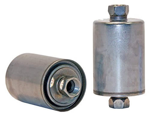 WIX Filters - 33481 Fuel (Complete In-Line) Filter, Pack of 1 (Cavalier Filter Chevy Fuel)