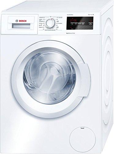 Bosch WAT28320 Serie 6 Waschmaschine FL / A+++ / 122 kWh/Jahr / 1397 UpM / 7 kg / Metallverschlusshaken / weiß