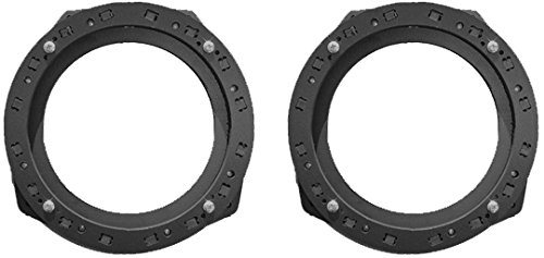 Speaker Adapter Spacer Rings - Exact Fit For Select Honda & Acura Vehicles - SAK033_55 - 1 Pair