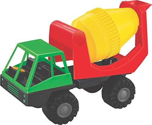 Fortão Betoneira, Lider Brinquedos, 2365