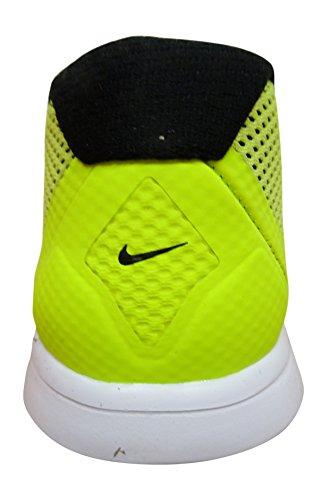 Nike Flex Experience RN 4, Scarpe da Corsa Uomo volt black white 700