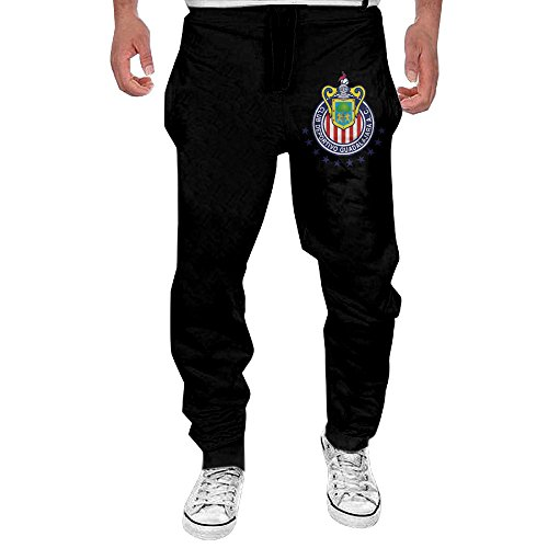 mens-chivas-de-guadalajara-mens-casual-sweatpants-pants-medium
