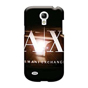 Shock-Absorbing Hard Phone Cases For Samsung Galaxy S4 Mini With Support Your Personal Customized Vivid Armani Exchange Image 88bestcase