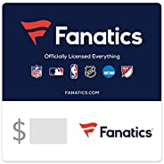 Fanatics Gift Card - Email Delivery