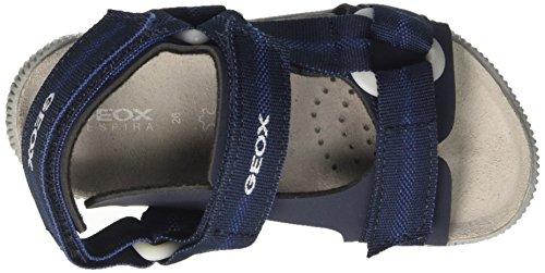 Geox Jr Sandal Storm B, Sandalias Para Niños Azul (NAVYC4002)