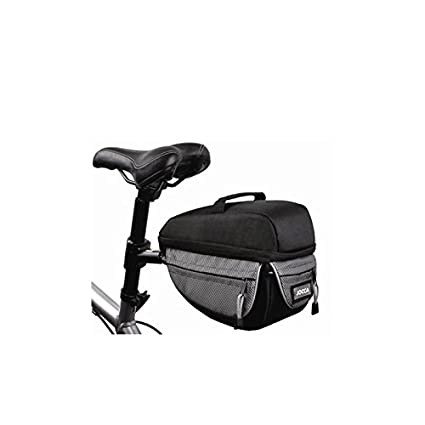 Jocca - Bolsa Maleta Portaequipajes para Bicicleta: Amazon ...