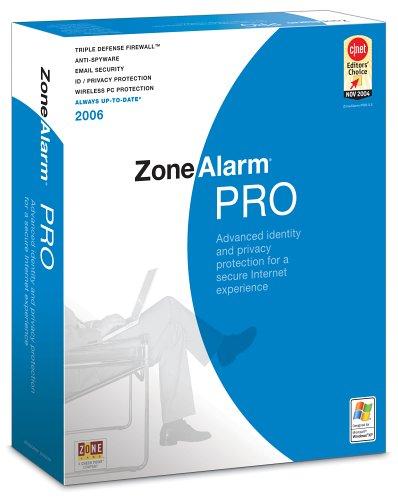 (ZoneAlarm PRO 2006)