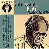 Bloch: String Quartet 2, Bloch Night / Dvorak: String Quartet 12 / Mozart: Adagio