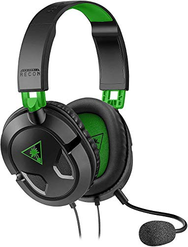 Turtle Beach Ear Force Recon 50X Stereo Gaming Headset for Xbox One & Xbox Series X|S (appropriate w/ Xbox controller w/ 3.5mm Headset Jack) PlayStation 5 & PS4