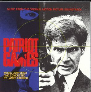 - Patriot Games: Music From The Original Motion Picture Soundtrack