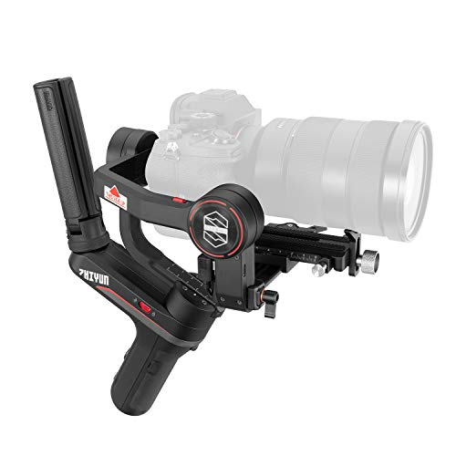 Zhiyun WEEBILL S (Updated Version) 3 axis Handheld Gimbal Stabilizer