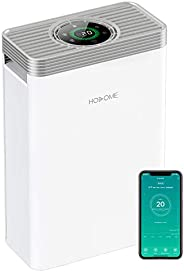 Hosome Smart Wifi Hepa Air Purifier for Home with H13 True HEPA Filter, Up to 439 sq.ft Large Room Air Purifie