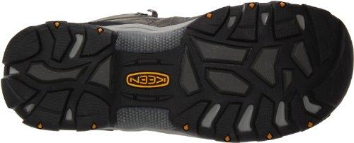 Keen GYPSUM MID W-BLACK OLIVE/ - Zapatillas deportivas para exterior de cuero nobuck mujer marrón - marrón