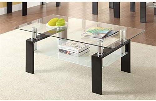 Coaster Home Furnishings Coffee Table, Black