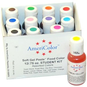 Awesome Americolor Gel Food Coloring Pictures - Coloring 2018 ...