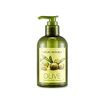 (6 Pack) NATURE REPUBLIC Natural Olive Hydro Shampoo