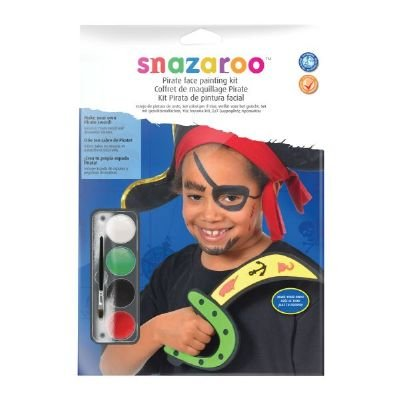 Snazaroo ROLE PLAY FACE PAINT PIRATE