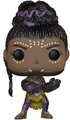 Funko Pop! MARVEL Black Panther: Shuri #276 Vinyl Bobble-Hea