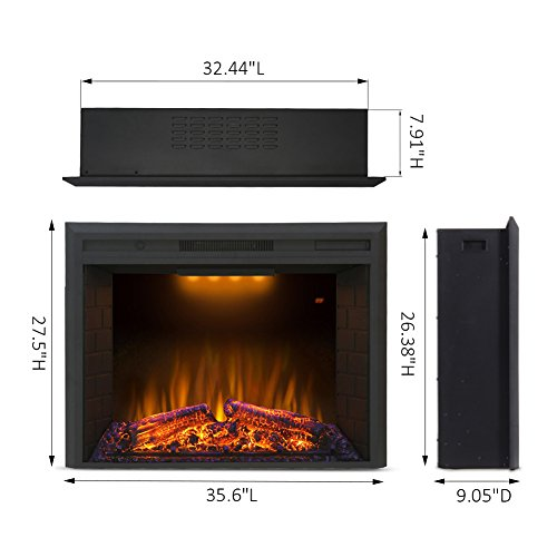 Buy the best fireplace inserts