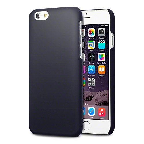 Hard Rubberized Phone (iPhone 6S Case, Terrapin [Extra Slim Fit] Hybrid Rubberized Protective Hard Case for iPhone 6 / 6S (Solid)