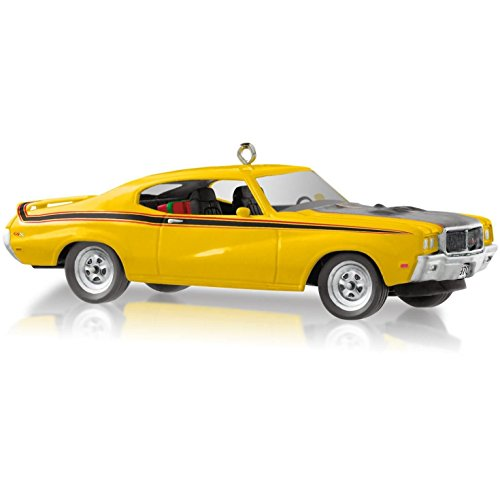 Hallmark Keepsake Ornament 1970 Buick GSX 2014