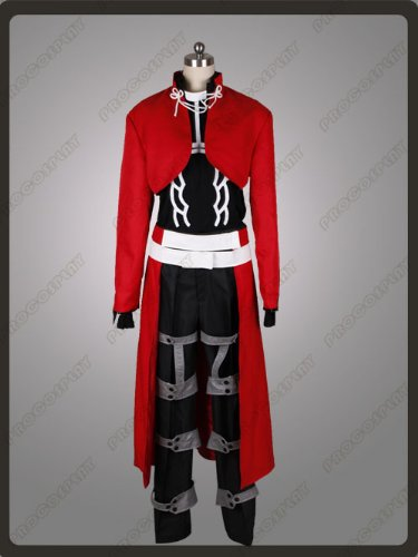 Fate/stay Night Archer Cosplay Costume : fate stay night archer costume  - Germanpascual.Com