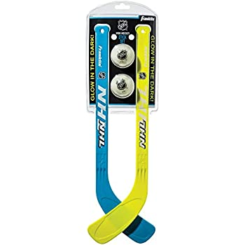 Amazon.com : Franklin Sports NHL Anaheim Ducks Mini Hockey 2 ...