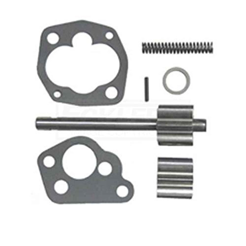 Eckler's Premier Quality Products 80-351232 Early Chevy Oil Pump Rebuild Kit, 216CI And 235CI, Without Powerglide Transmission,