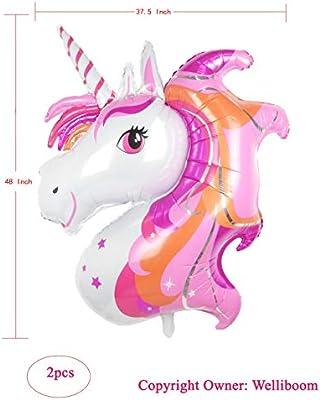 Amazon.com: Globo de temática rosa para cumpleaños ...
