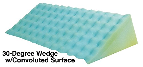 DSS Skil-Care 30 Degree Bed Wedge (7 x 12 x 24) by Skill Care