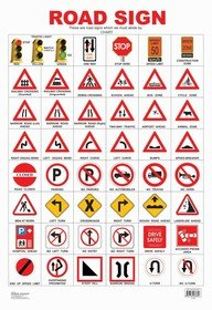 Top 10 Traffic Signs Poster Of 2019 No Place Called Home