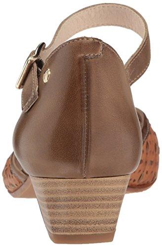 Pikolinos Womens Elba W3M-5683 Leather Closed Toe Casual Ankle Strap Sandals Brandy Safari 2014 online JOlXauuwXC