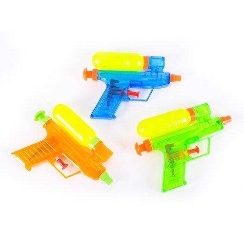 6'' WATER TANK WATER SQUIRTER, Case of 288 by DollarItemDirect