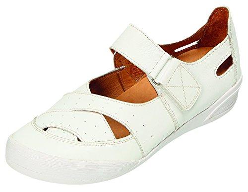 Chaussures Pour Femme Weiß Miccos Lacets à Ville Weiß de awx6xq1Hd