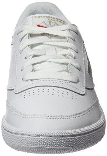 Fitness light Club white C Reebok Da Scarpe Bianco 85 Donna Grey 000 CXOwwqz4