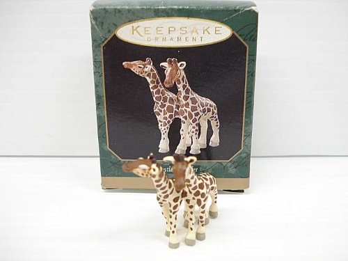 Hallmark Keepsake Ornament – Gentle Giraffes (Miniature) ...