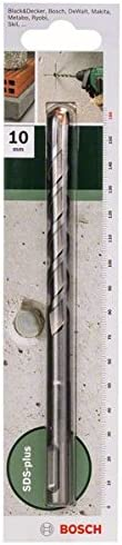 Bosch 2609255511 Foret SDS-Plus pour Marteau perforateur 160 mm Diam/Ã/¨tre 7 mm
