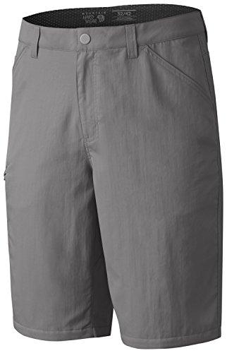 - Mountain Hardwear Mesa II Short - Men's Manta Grey 32