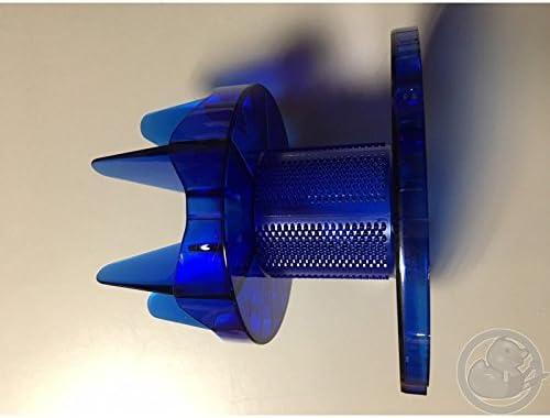 Separador polvo aspiradora Air x-extreme Power Cyclonic Rowenta rs-2230000449: Amazon.es: Hogar