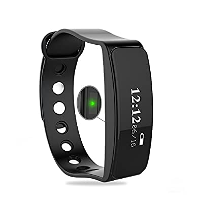 Heart Rate Monitor Watch,WFCL Fitness Tracker Wristband Activity Health Smart Pedometer